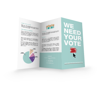 Leaflets elections